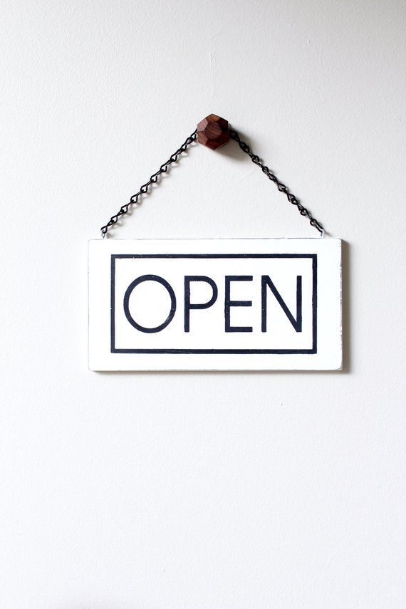 We Are Open Regular Business Hours M F 8am 6pm Sat 10am 3pm We Are Taking Every Safety Precaution To Make Sure Our Customers And Neon Signs Neon Open Signs