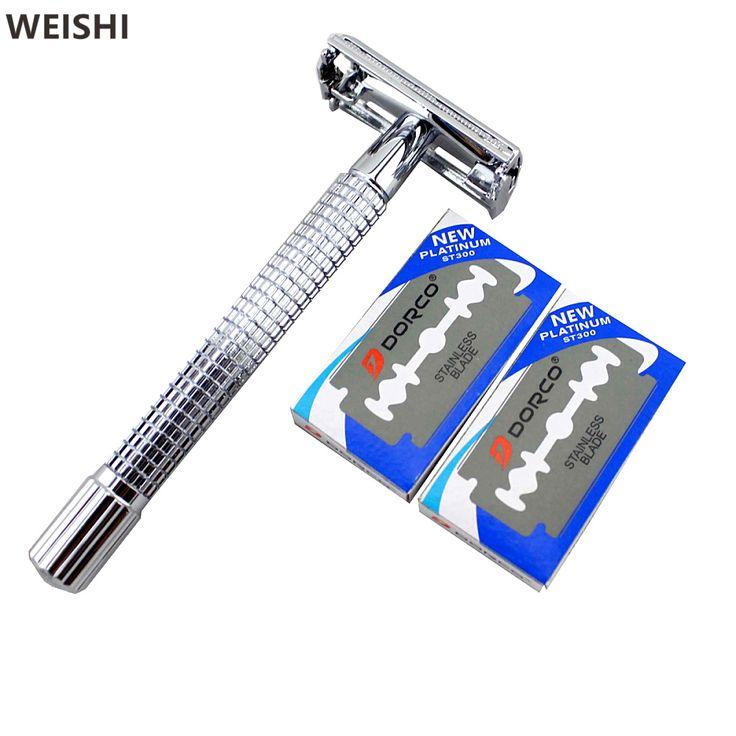 WEISHI-9306FL-11-2cm-Long-Handle-Chrome-Silver-plated-Double-Edge-Safety-Shaving-Razor/2047392765.html * Vy mozhete poluchit' dopolnitel'nuyu informatsiyu po ssylke izobrazheniya.