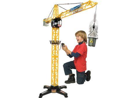 Giant Crane - Cars, Trains & Cranes
