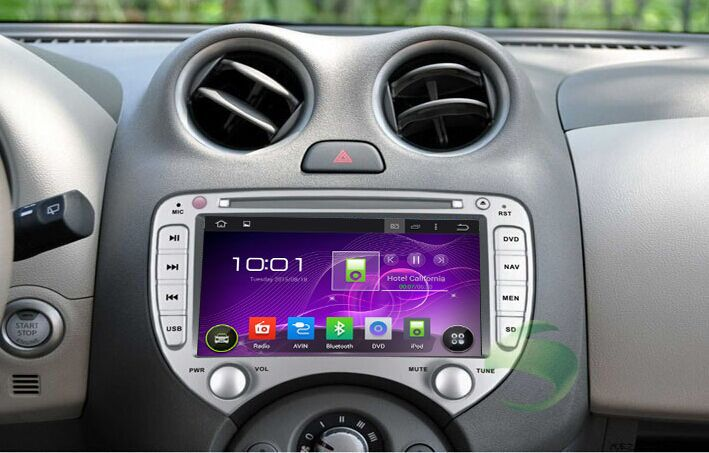 How to install 2010 2011 Nissan MARCH Radio by simple 10 steps?