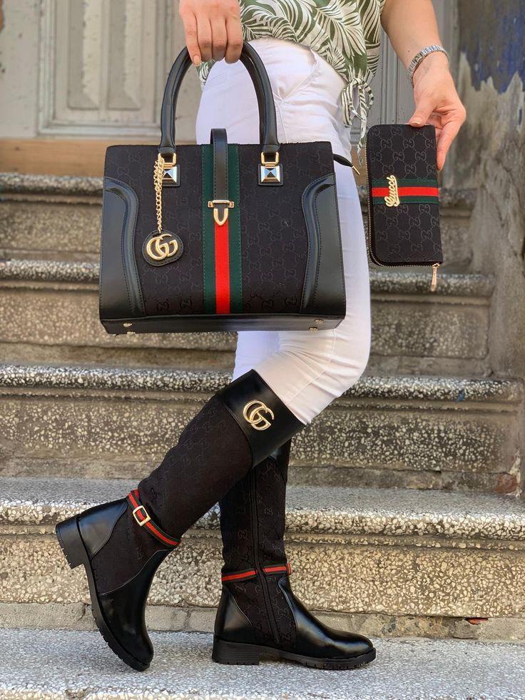 Gucci winter boot set in 2020 | Fendi