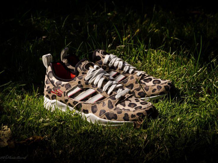 #adidas Tech Super #Leopard #Cheetah #sneakers