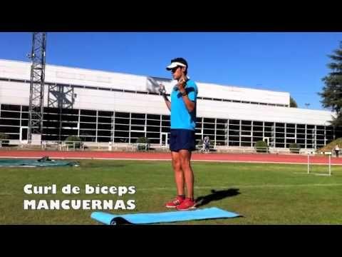 4.2.5 Personal Running - MANCUERNAS Curl de biceps.