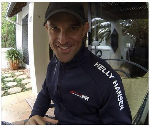 Embedded image permalink Actor Ivan Zimmermann: From Cairo to Cape – on a bicycle raising food for the needy http://shar.es/1XeySz  @CANaKILO