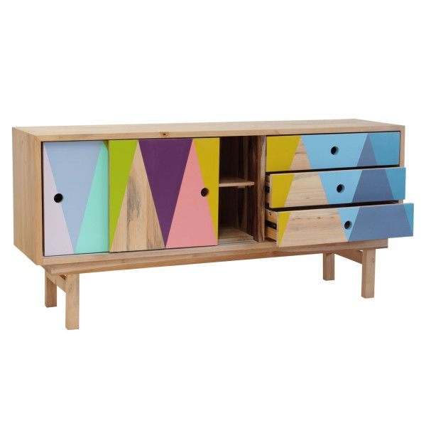 Recycled Timber Buffet Multi ($1,995)