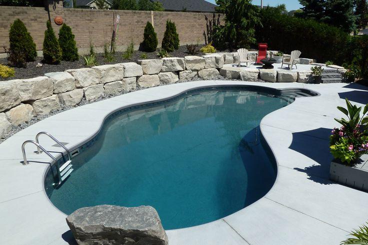 The Priors Inground Pool Showcase Inground Pools By