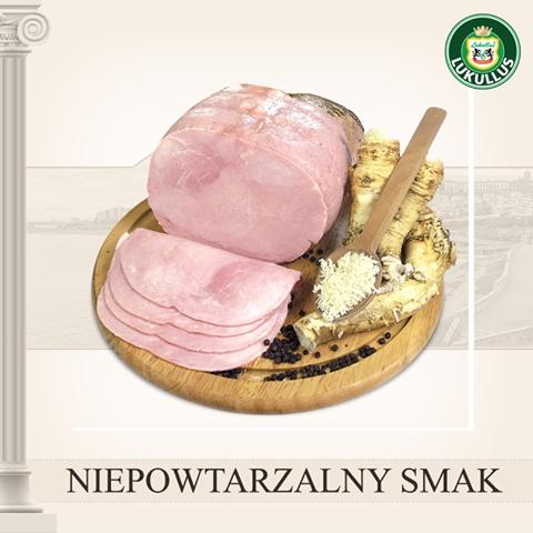 Danie na prawdziwą ucztę powinno zawierać tylko prawdziwe i naturalne składniki.  Lukullus poleca szynki, które godne są by częstować nimi gości.