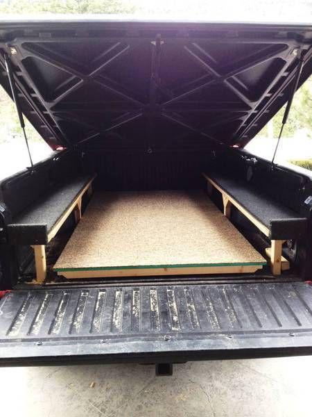 Undercover tonneau pop up tent build - Page 2 - Tacoma World Forums