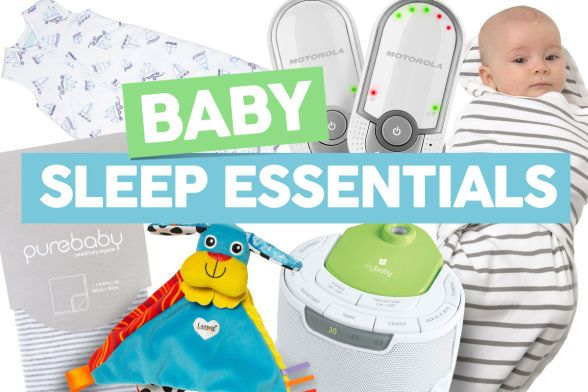 "Check out Mumgo's ""Baby Sleep Essentials"" deals!"