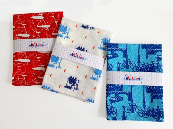 Kikies kitchen towels with unique Amsterdam design. Go see www.kikies-kikies.com for more info
