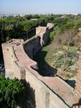 Wall of Rome