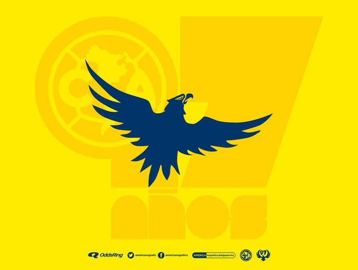 ¡Somos Águilas! • 97 Aniversario del Club América • #americanografico • @CF_America
