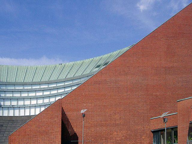Auditorium of the Helsinki University of Technology