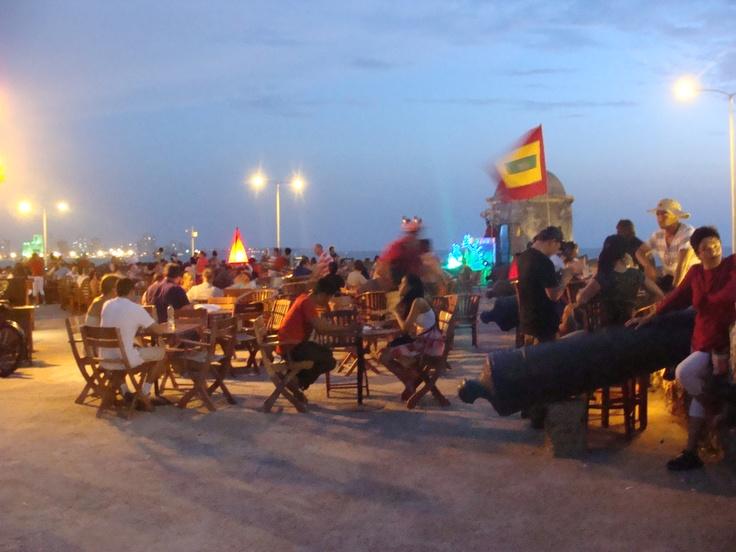 Visite y descubra lugares turísticos de Cartagena