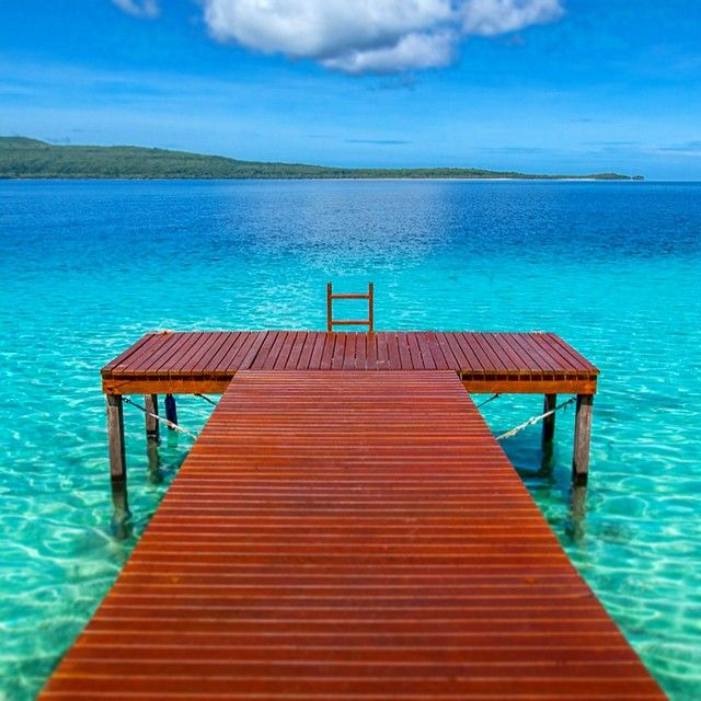 etty @ The Havannah, Port Villa, Vanuatu