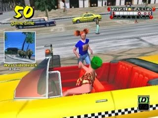 free download crazy taxi full version pc game