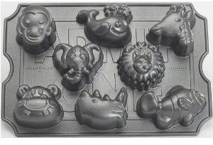 Moule Nordic Ware animaux du zoo 39,90€