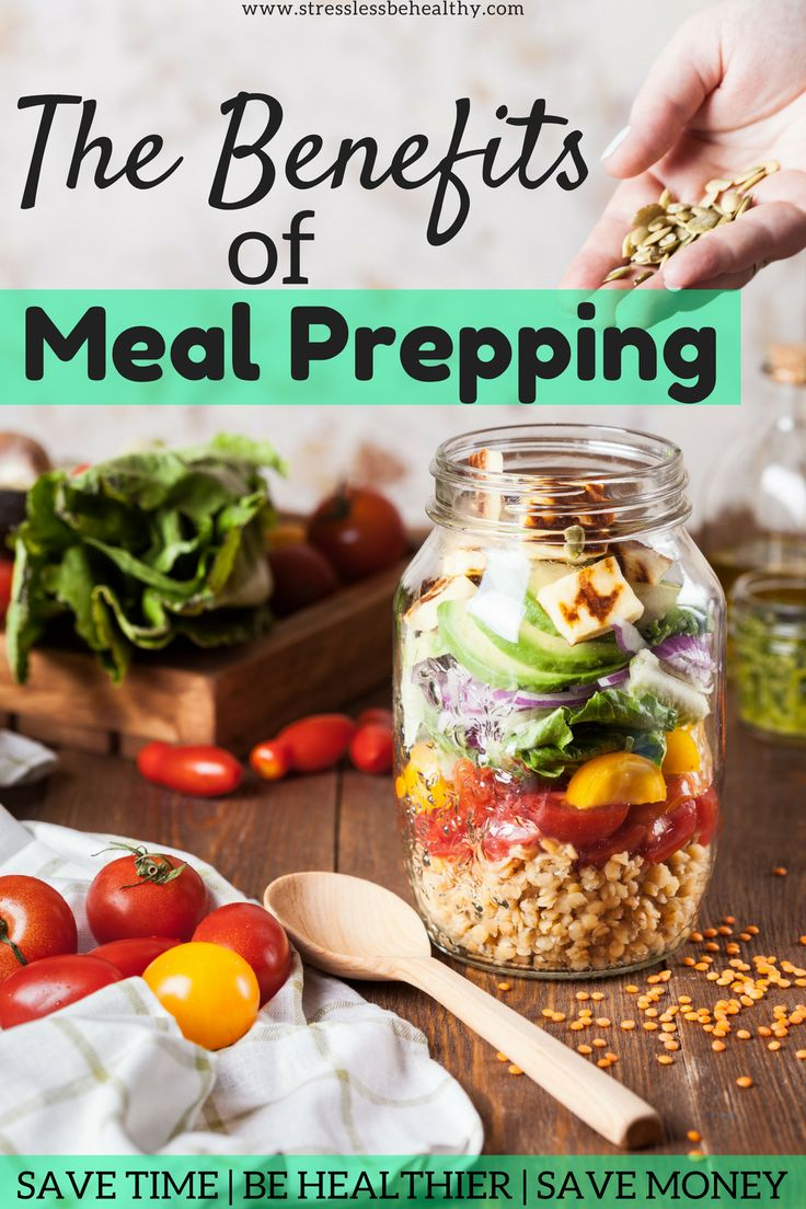 Ever thought of Meal prepping, but wasn't sure it'd be worth it? There are so many benefits to meal prep for the week; from saving time to eating better! Come check out why it's totally worth it, especially when on a budget!