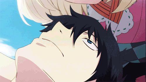 Rin & Shiemi Blue exorcist