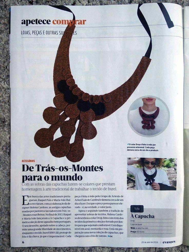 Revista Evasões — Abril 2016