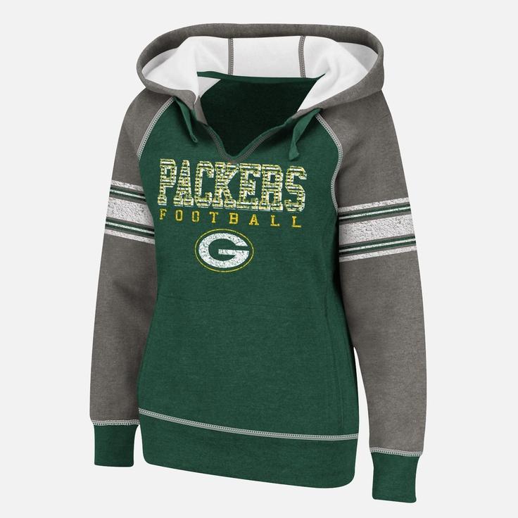 Team Shop | NFL Womens Green Bay Packers Hoodie | Shopko.com