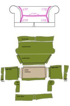 Couch Überwurf