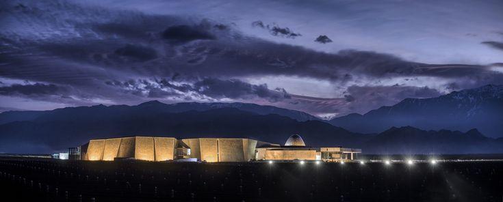 Galeria de Vinícola Zuccardi no Valle de Uco / Tom Hughes + Fernando Raganato + Eugenia Mora - 8