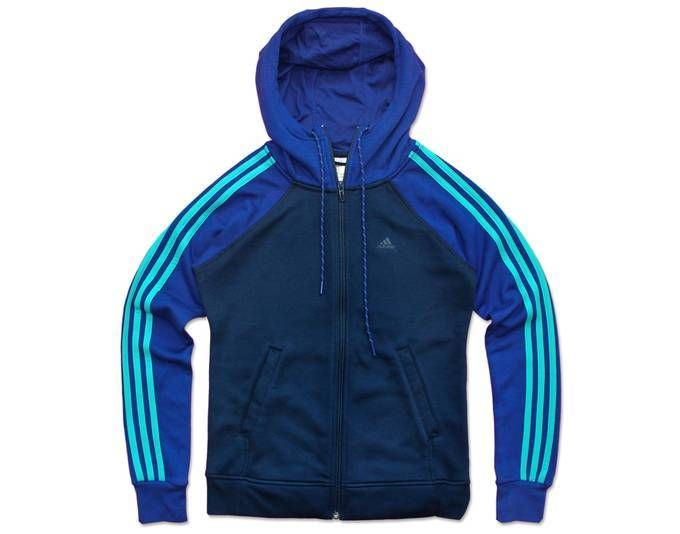 Adidas jacken damen blau