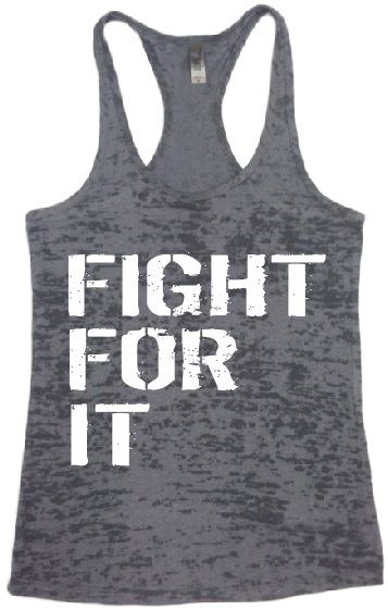 FIGHT FOR IT - Fitness Motivation