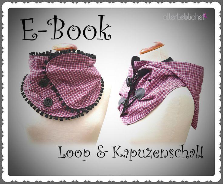 E-Book Loop & Kapuzenschaal