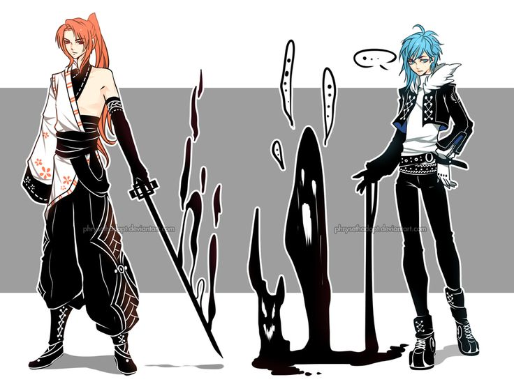 One On The Right Change Colorpoison Outfit Anime MaleAnime GuysArt MangaChildhood FriendsInspirasiDress DesignsCharacter