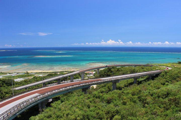 沖縄県・ニライ橋カナイ橋