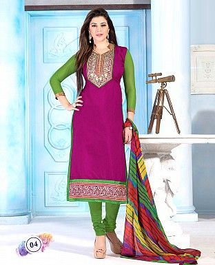 Summer Collection, Chanderi Salwar Suit Online, Anarkali Suit, Patiala Salwar Kamiz, Online Shopping, Kurties, Sarees Online, Buy Summer Collection, Chanderi Salwar Suit - iStYle99.com