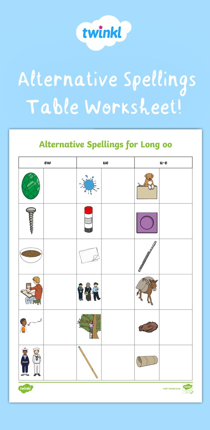 - This Handy Worksheet Allows Your Children To Practise Their