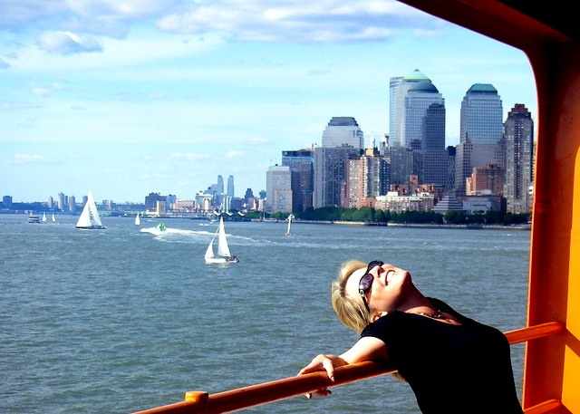 Staten Island Ferry, New York: New York, Favorite Pictures