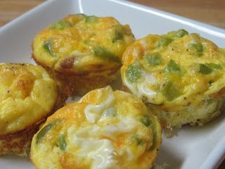Been There Baked That: Mini Omelets