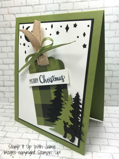 Stampin' Up! Carols of Christmas – Stamp It Up with Jaimie