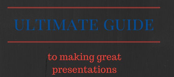Make your presentations great! http://techloversblog.com/ultimate-guide-to-making-great-presentations/