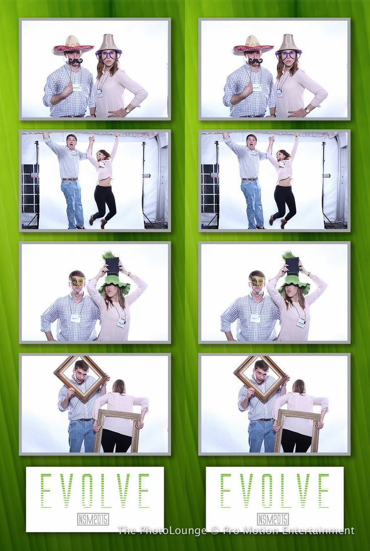 Strips. Qty2-2x6 strips. 4-up images per session. Custom strip design with logo & background. Pictures on bright white backdrop.