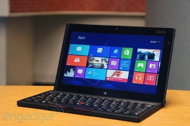 DNP Lenovo ThinkPad Tablet 2 review
