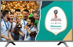 awesome Hisense H60NEC5605 151 cm (60 Zoll) Fernseher (Ultra HD, HDR, Triple Tuner, Smart-TV)