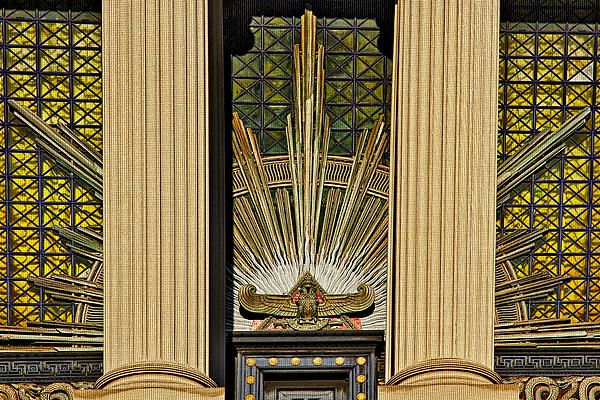 Photograph by Stuart Litoff.  The House of the Temple, Scottish Rites of Freemasonry museum and library in the DuPont Circle neighborhood of Washington, DC.