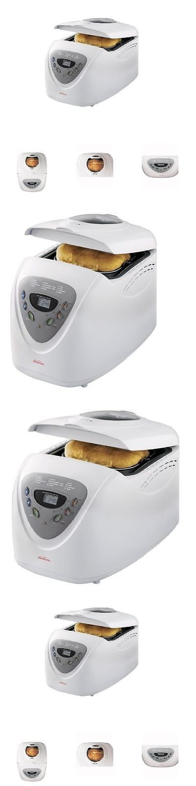 Bread Machines 20669: Programmable Breadmaker Delay Bake Home Bakery Automatic Bread Maker Machine New -> BUY IT NOW ONLY: $74.34 on eBay!