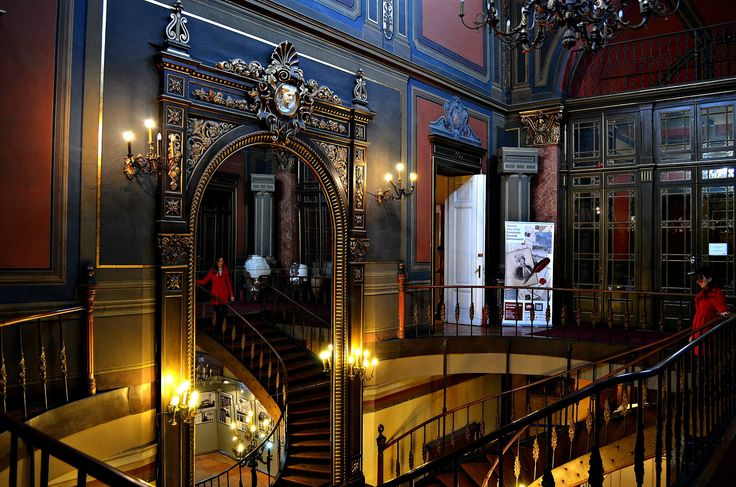 Castlemania: Suțu Palace - Roaring Romania