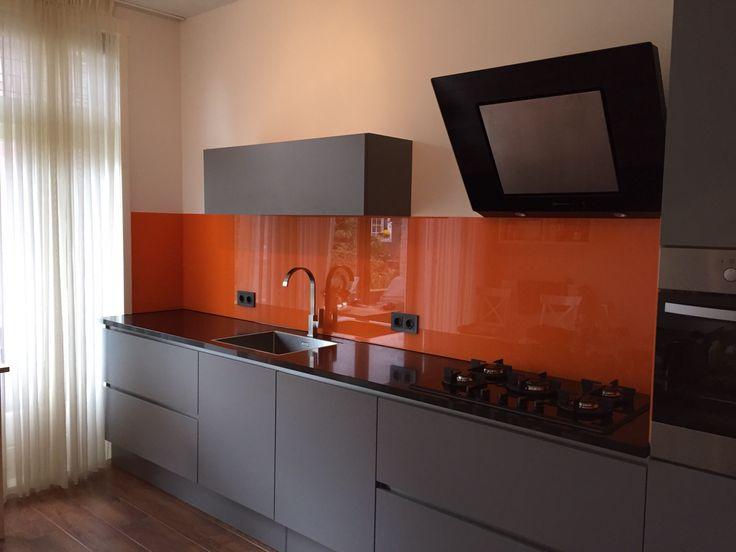 Glazen Achterwand Keuken Nijmegen : 1000+ images about (Gewaagde) kleuren voor keuken
