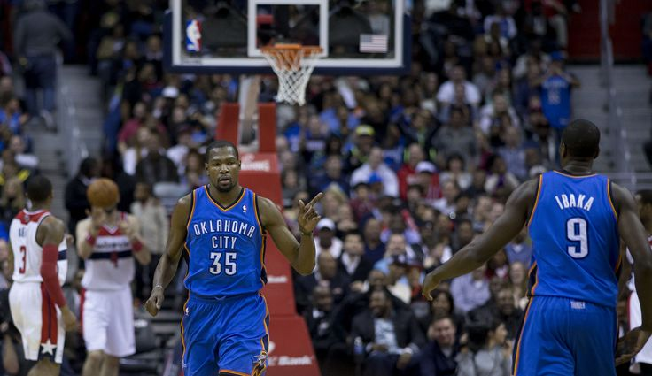 Thunder Vs Jazz Scores: Kevin Durant Returns, Thunder Take Convincing Lead - http://www.morningnewsusa.com/thunder-vs-jazz-scores-kevin-durant-returns-thunder-take-convincing-lead-2345354.html