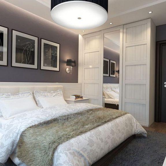 маленькая спальня 12кв.м дизайн - Google Search