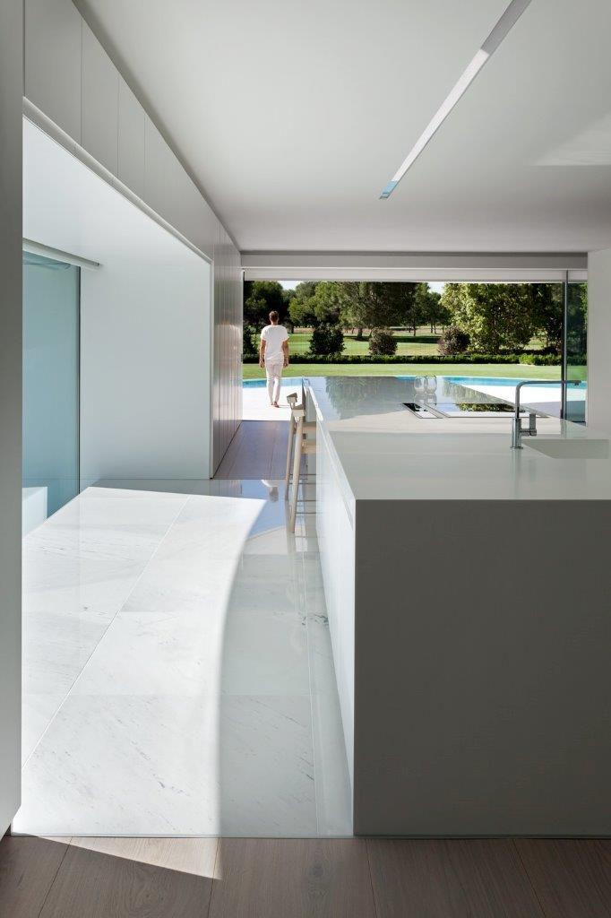 22 best Casa Balint - Fran Silvestre - KRION® images on Pinterest - harmonisches minimalistisches interieur design