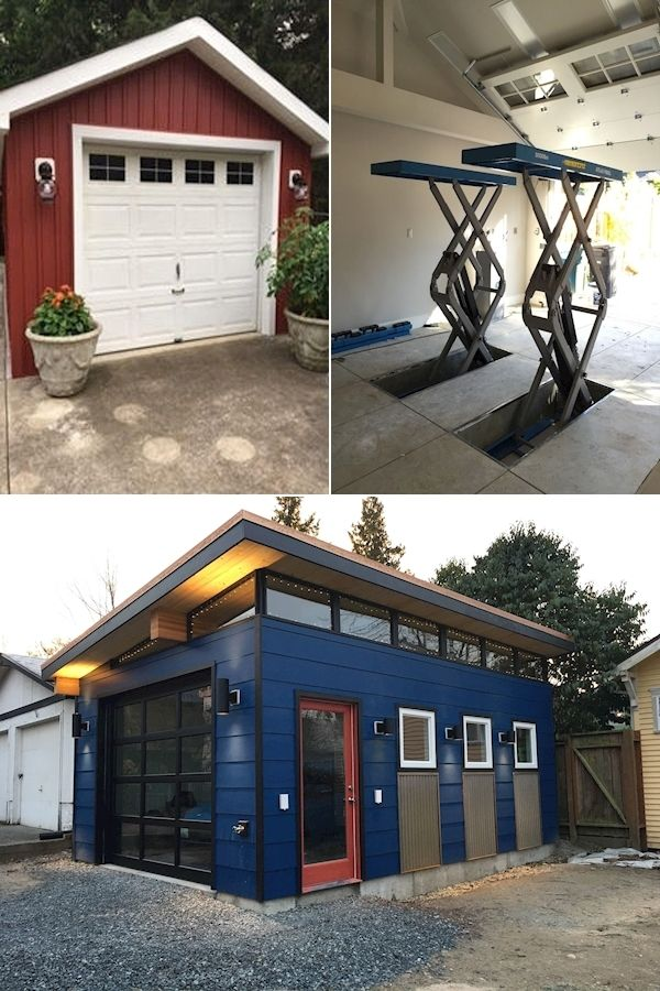 Garage Design Ideas Gallery Bathroom Decor Mechanic Shop