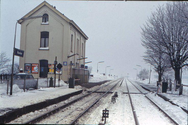 Lutjegast - station Visvliet